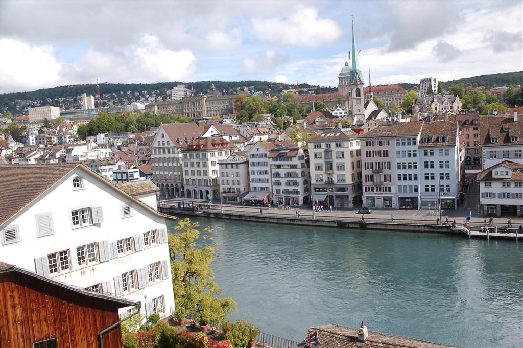 To nejlepší ze Švýcarska letadlem a vlakem