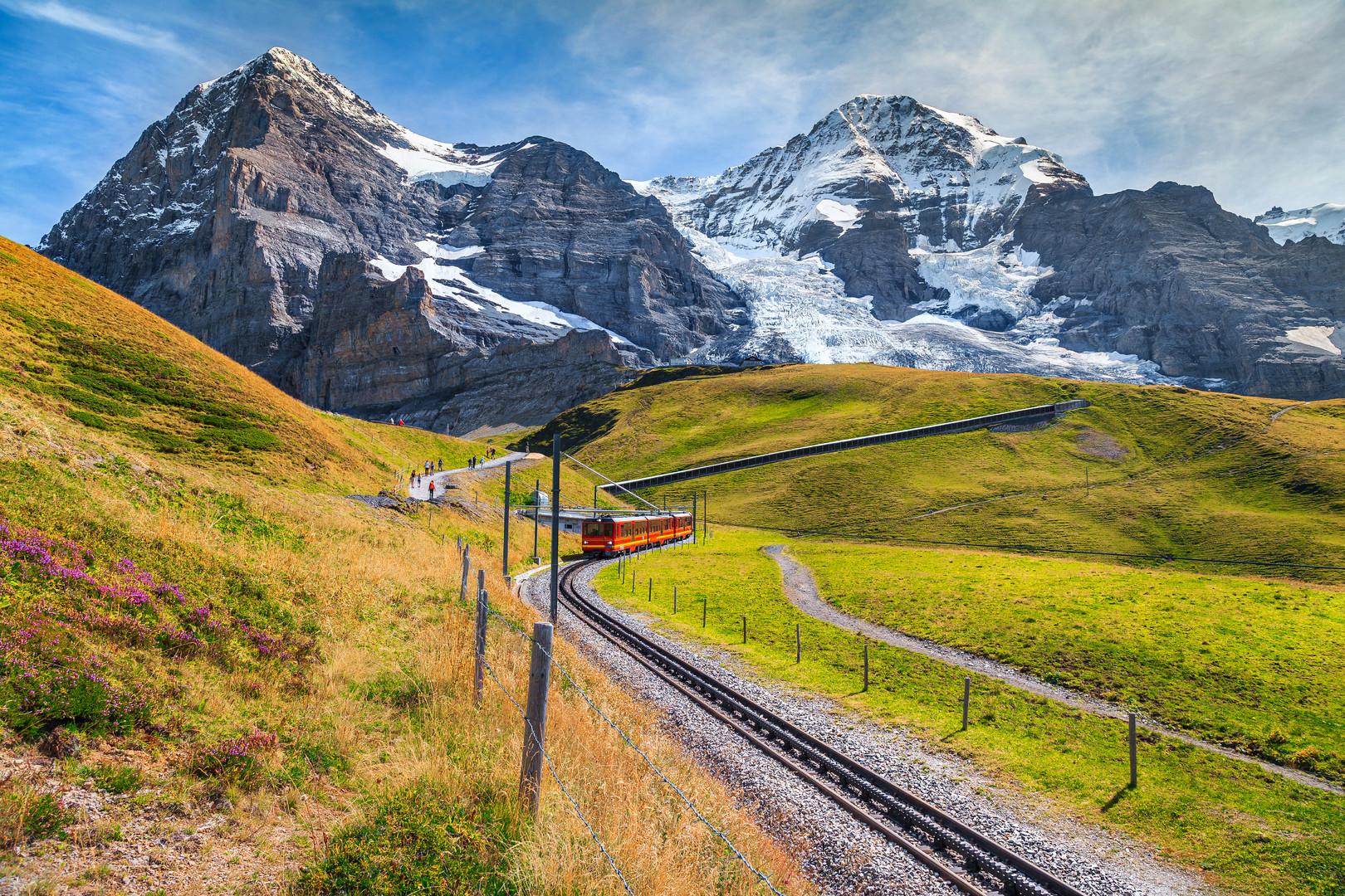 Bernské Alpy s návštěvou Jungfrau