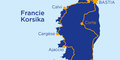 Divoká krása Korsiky (letecky) #2