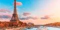 Paříž a zámky na Loiře (letecky) #5