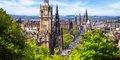 Prodloužený víkend v Edinburghu #1