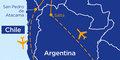 Argentina - Bolívie - Chile #2