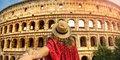 Řím - Neapol - Capri - Ischia (letecky) #1