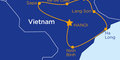 Panenskou krajinou severního Vietnamu #2