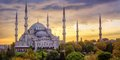 Istanbul - prodloužený víkend #1