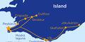 Gejzíry, ledovce, vodopády a fjordy Islandu 6 dní #2