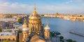 Jedinečné krásy Petrohradu a okolí #1