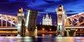 Jedinečné krásy Petrohradu a okolí #3