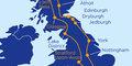 Velký okruh Anglií a Skotskem s návštěvou Orknejí #2