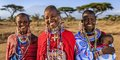 Safari okruh Keňou s pobytem u moře #1