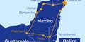 Mayské poklady tří zemí (Mexiko, Guatemala, Belize) #2