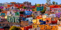 Koloniální města & Día de los Muertos #1