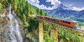 Nejkrásnější kouty Alp (letecky) #1