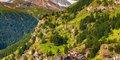 Nejkrásnější kouty Alp (letecky) #6