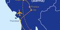 Za tajemstvím myanmarských chrámů s pobytem u moře #2