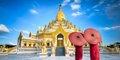 Za tajemstvím myanmarských chrámů s pobytem u moře #6