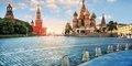 Moskva - víkendy #1