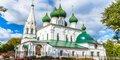 Za nejkrásnějšími místy staré Rusi #5