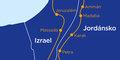 Izrael a Jordánsko s koupáním u Mrtvého moře #2