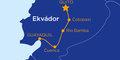 Ekvádor - země na rovníku #2
