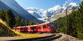 Nejkrásnější kouty Švýcarska panoramatickými drahami #1