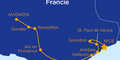 Nejkrásnější místa Provence (autobusem) #2