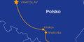 Přes jižní Polsko do Tater #2