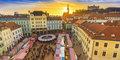 Adventní metropole na Dunaji - Bratislava, Budapešť a Vídeň #1