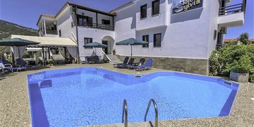 Hotel Sylvia Beach