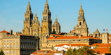 Severní Španělsko a Svatojakubská cesta