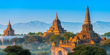 Mingalabar - vítejte v Barmě!