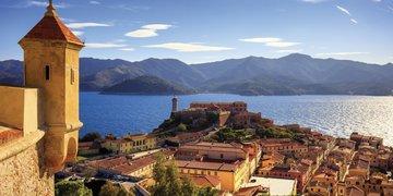 Toskánsko a ostrov Elba