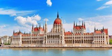 Budapešť - prodloužený víkend