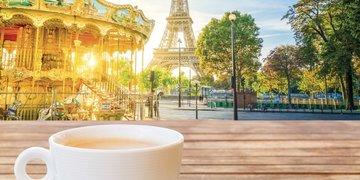 Paříž pro náročné (letecky)