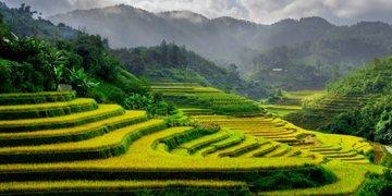 Panenskou krajinou severního Vietnamu