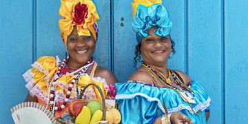 Havana a pobyt u moře v Mexiku