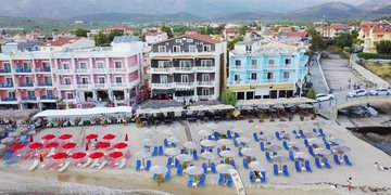 Hotel Anna Beach
