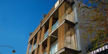 Hotel Menel - The Tree House