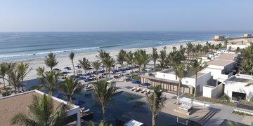 Hotel Al Baleed Resort Salalah by Anantara