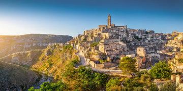 Itálie na podpatku