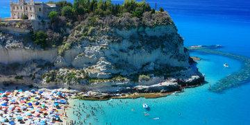 Na špičce boty Itálie - Kalábrie a Sicílie