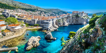 Cesta po Jadranském pobřeží