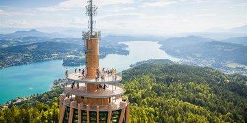 Za krásami Korutan s návštěvou Slovinka