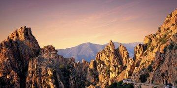 Divoká krása Korsiky (autobusem)