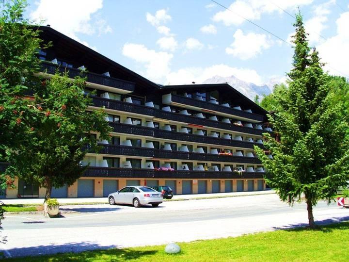 Prázdninové apartmány Sonnrain