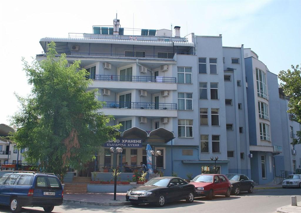 Hotel Flagman