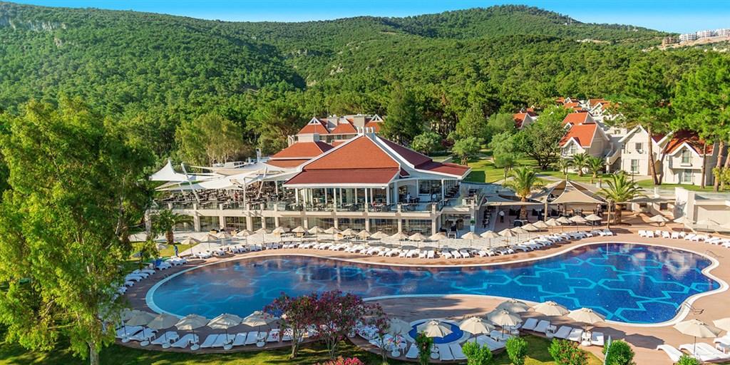 Hotel The Roxy Luxury Nature