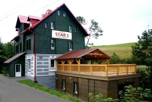 Hotel Star 1 a 2
