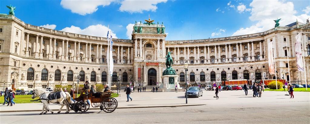 Vídeň - víkend vlakem