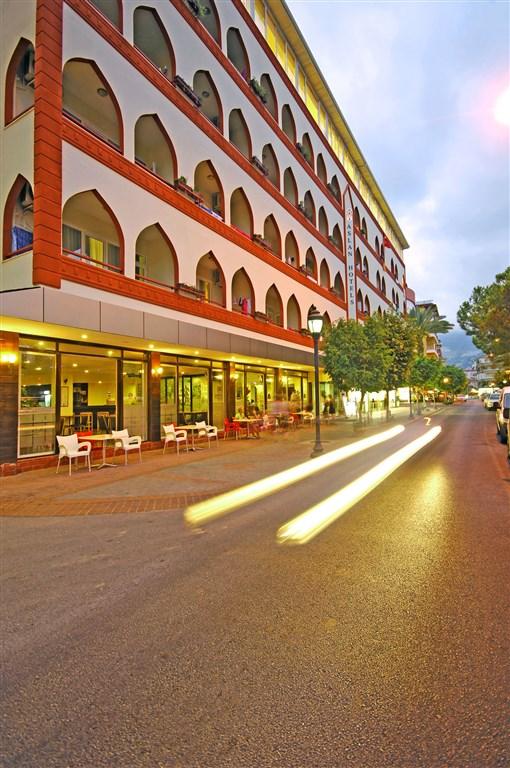 650038942e38 Hotel Kleopatra Beste - Turecká riviéra
